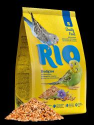 Корм RIO для волнистых попугайчиков, 500 г.