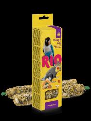 Палочки RIO для средних попугаев с медом и орехами, 2х75 г.