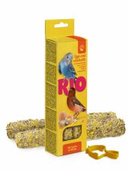 Палочки RIO для всех видов птиц с яйцом и ракушечником, 2х40 г.