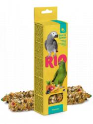 Палочки RIO для попугаев с фруктами и ягодами, коробка 2х90г