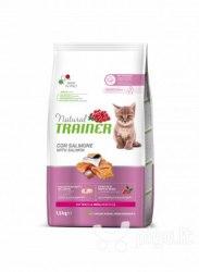 Сухой корм TRAINER для котят с лососем 1,5 кг
