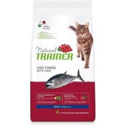 Сухой корм TRAINER для кошек с тунцом 10 кг
