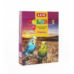 Корм Lux Colibri для волнистых попугаев, основной рацион, 400г