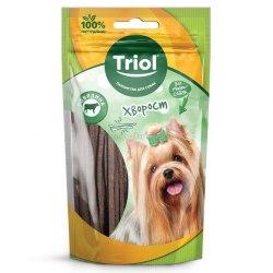 Хворост Triol из говядины для мини-собак, 50г