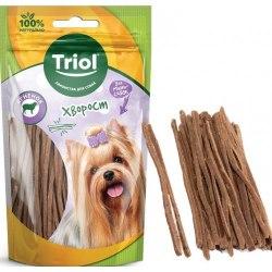Хворост Triol из ягненка для мини-собак, 50г