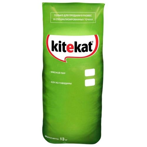 Сухой корм Kitekat Мясной пир НА РАЗВЕС 100г