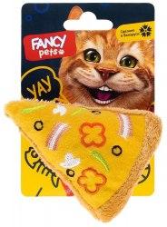 """Игрушка FANCY PETS для котов """"Пицца"""", 10 см"""