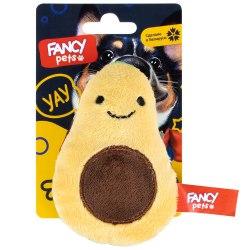"""Игрушка FANCY PETS для мелких пород собак """"Авокадо"""", 10,5 см"""