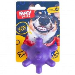"""Игрушка FANCY PETS для собак, """"Мячик Булавчик"""", диаметр 7,3 см."""