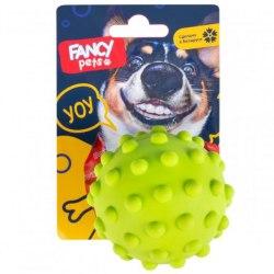 """Игрушка FANCY PETS для собак, """"Мячик Ёжик"""", диаметр 8,5 см."""