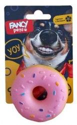 """Игрушка FANCY PETS для щенков, """"Пончик"""", диаметр 7 см."""