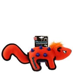 """Игрушка GiGwi для собак """"Дюраспайк-Енот"""" с резиновыми вставками, повышенной прочности, 38 см"""
