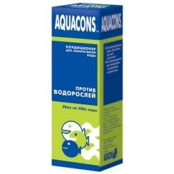 Аквапрепарат AQUACONS против водорослей 50 мл