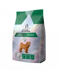 Сухой корм HiQ All Breed Junior 2,8 кг