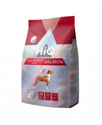 Сухой корм HiQ All Breed Adult Salmon 2,8 кг