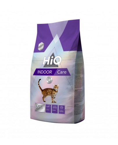 Сухой корм HiQ Indoor care 6,5 кг
