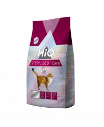 Сухой корм HiQ Sterilised care 5,4 кг