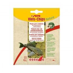 Корм Sera Wels-Chips Nature 15г