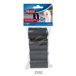 Одноразовые пакеты TRIXIE для уборки за собаками, 10 рулонов по 20 пакетов
