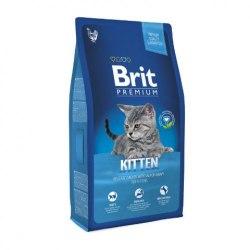 Сухой корм Brit Premium Kitten НА РАЗВЕС 100г