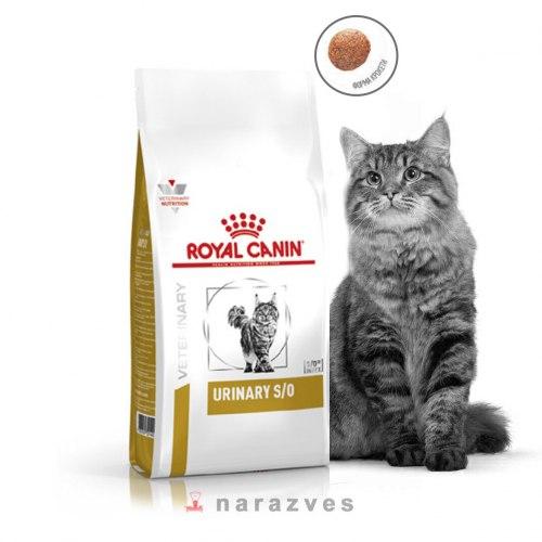 Сухой корм Royal Canin Urynary S/O НА РАЗВЕС 100г