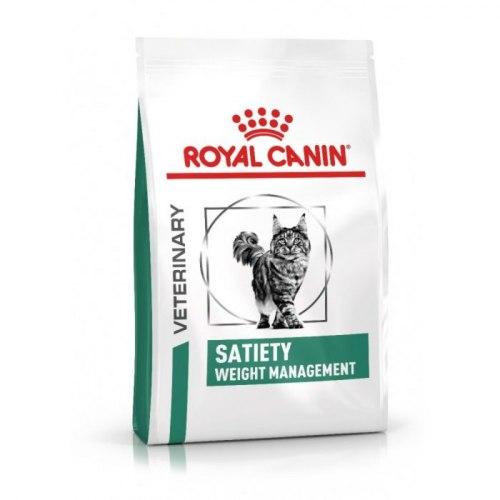 Сухой корм Royal Canin SATIETY FELINE - 1,5 кг