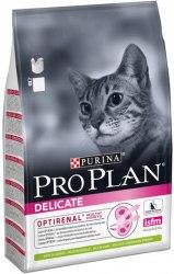 Сухой корм Pro Plan НА РАЗВЕС 100г, для кошек с чувствительным пищеварением с ягненком