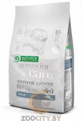 Сухой корм Natures Protection SC White Dogs Grain Free White Fish НА РАЗВЕС 100г