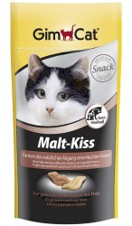 Лакомство GIMCAT Malt Kiss Anti-Hairball, 1 шт