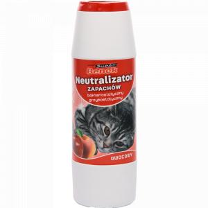 Нейтрализатор запаха S.Benek фруктовый 0,5кг