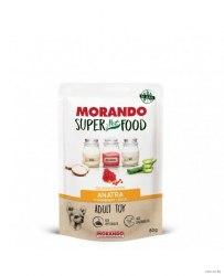 Мусс Morando Super Pet Food с уткой, 80г