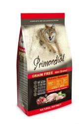 Сухой корм PRIMORDIAL Adult Mini Quail & Duck Для взрослых собак мелких пород с перепёлкой и уткой, 2 кг