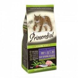 Сухой корм PRIMORDIAL Adult Salmon & Tuna Для взрослых кошек с лососем и тунцом 6кг