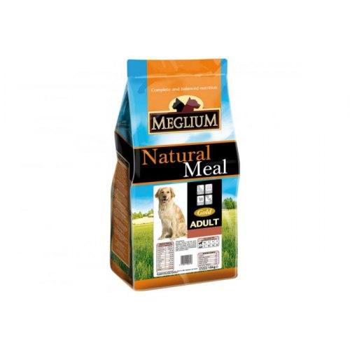 Сухой корм MEGLIUM НА РАЗВЕС 100г для активных собак с говядиной