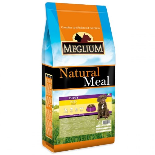 Сухой корм Meglium Puppy 3кг