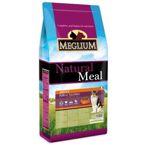 Сухой корм Meglium Adult Chicken & Turkey 1,5 кг