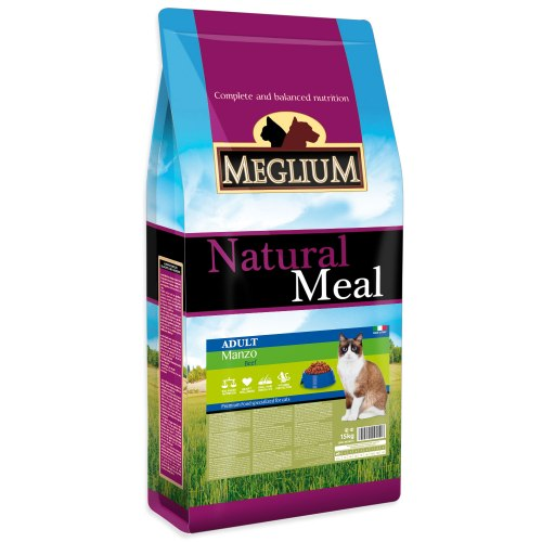 Сухой корм Meglium Adult Beef 3 кг