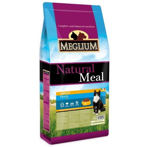 Сухой корм Meglium Adult Fish 15 кг