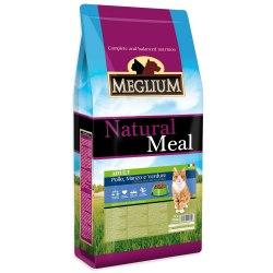 Сухой корм Meglium Adult Chicken Beef and Vegetables 3 кг