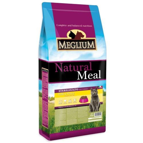Сухой корм Meglium Neutered 15 кг