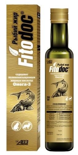 Рыбий жир FitoDog 250мл