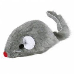 Игрушка В НАЛИЧИИ TRIXIE для кошки в виде пушистой мыши, 5 см