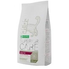 Сухой корм Nature's Protection Superior Care Large Cat, для кошек больших пород 1,5кг