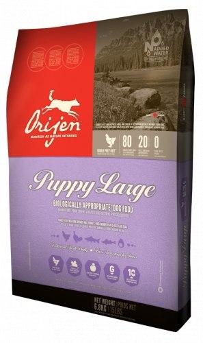 Сухой корм ORIJEN PUPPY LARGE 6 кг