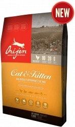 Сухой корм ORIJEN CAT & KITTEN 0,34 кг