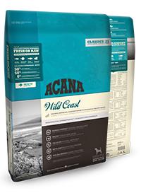 Сухой корм ACANA Classics WILD COAST 11,4 кг
