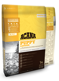 Сухой корм ACANA HERITAGE PUPPY & JUNIOR 6 кг