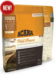 Сухой корм ACANA Wild Prairie Cat & Kitten 0,340 кг