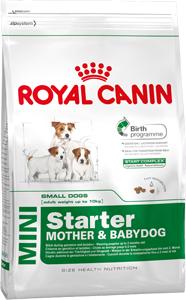 Сухой корм Royal Canin MINI STARTER - 8,5 кг, для щенков