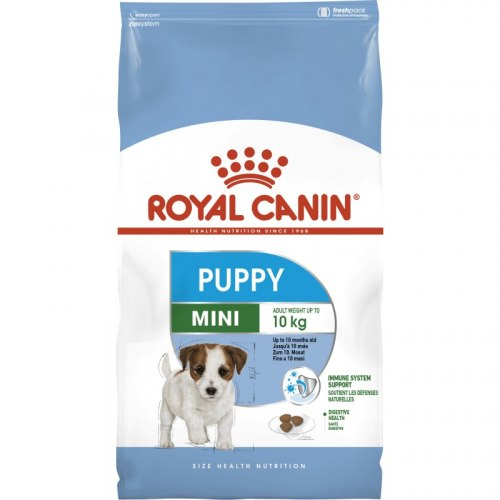 Сухой корм Royal Canin MINI JUNIOR - 8 кг, для щенков